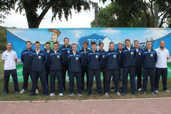 A-Jugend_Mannschaftsfoto_Saison 2016-2017
