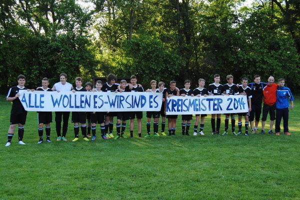 C-Jugend_Kreismeister 2014 (3)