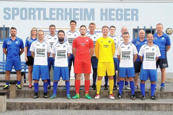 1. Mannschaft | Landesliga Nord | Saison 2018/19