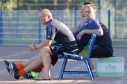 Erste_Steven Schaap_Trainergespann