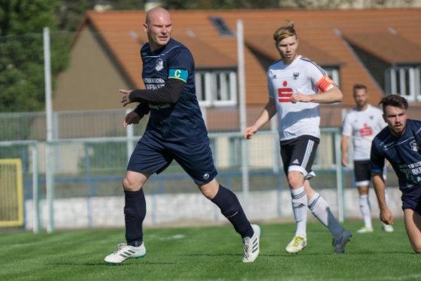 Keven Harms in Aktion | Foto: Sven Sonnenberg