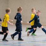 Einen Schritt schneller am Ball. | Foto: Verein
