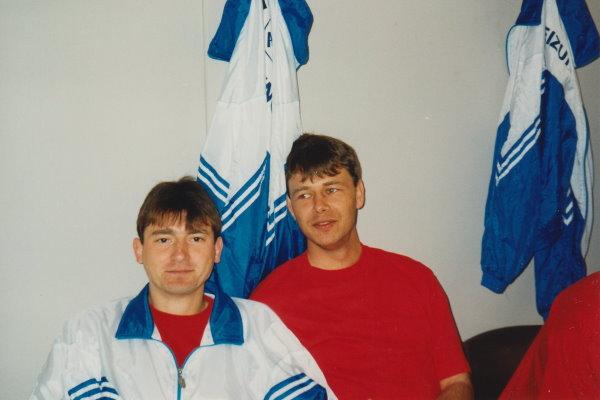 Mario Marschall und Frank Zapke.