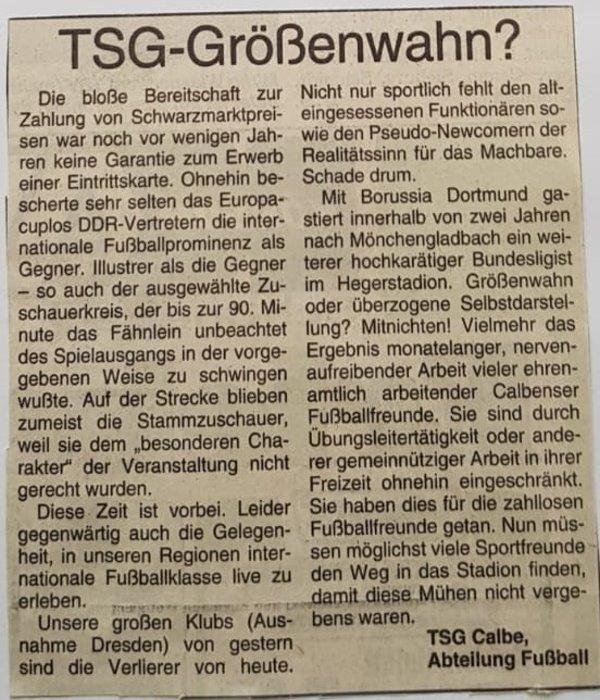 Artikel vom 09. Mai 1994