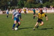 Andreas Brinkmann am Ball.