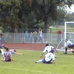 Vlado Papic trifft zum 2:0.