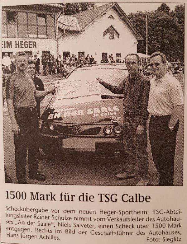 Artikel aus dem Mai 2000.