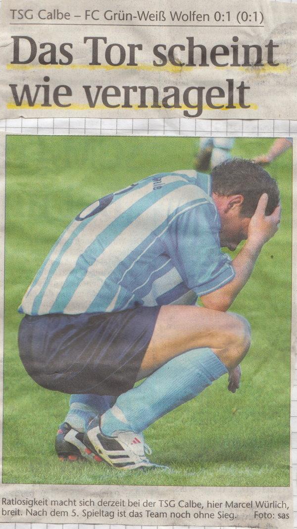 Volksstimme-Foto zum 5. Spieltag.