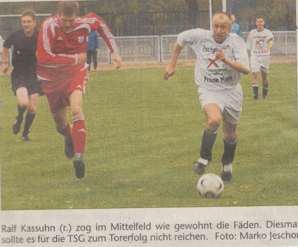 Volksstimme-Foto zum 9. Spieltag.