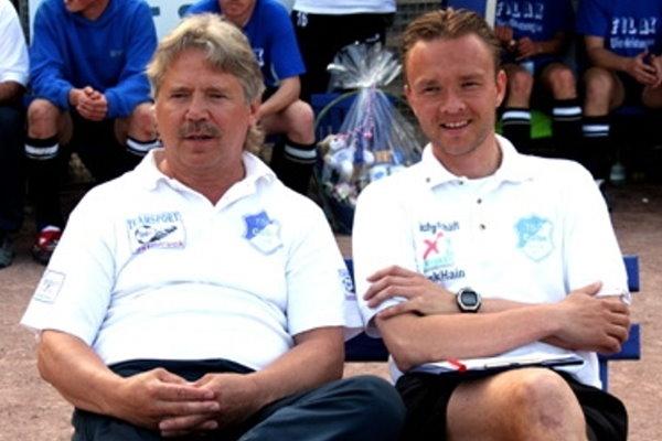 Achim Godon und Christian Kehr.