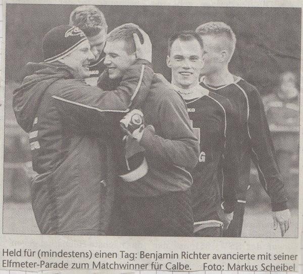 Volksstimme-Foto zum 14. Spieltag.