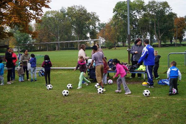 Verein_Welcome-Training 2015
