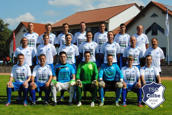 Erste_Mannschaftsfoto_Saison 2013-2014