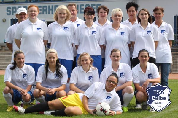Frauen_Mannschaftsfoto_Saison 2013-2014