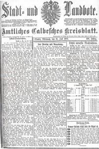 Historie_Urkunde 1907