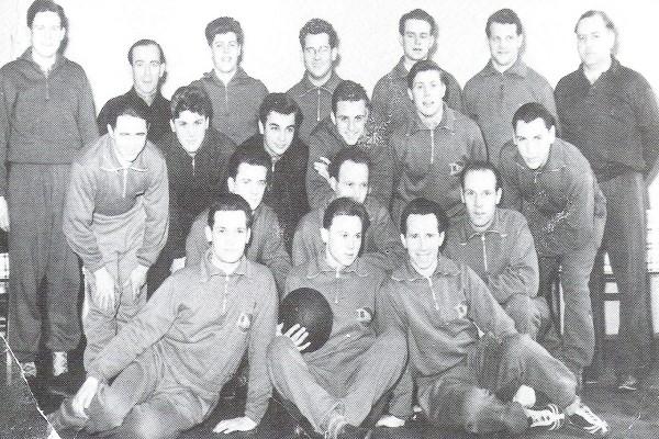 Historie_Mannschaftsfoto 1957