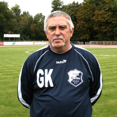 Trainer G. Kauffmann