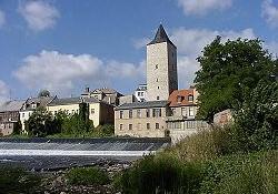 Stadt Calbe - Hexenturm