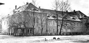 Stadt Calbe - Schloss 1940