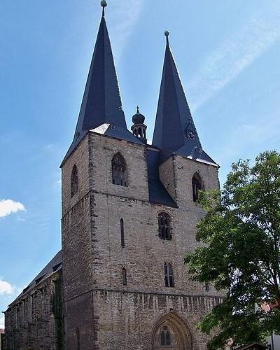 Stadt Calbe - Stephani-Kirche