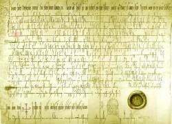 Stadt Calbe - Urkunde 936