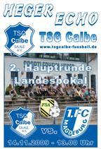 TSG Calbe - 1.FC Magdeburg