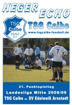 TSG - SV Edelweiß Arnstedt