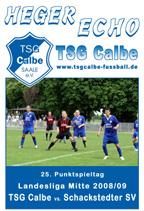 TSG - SV Schackstedt