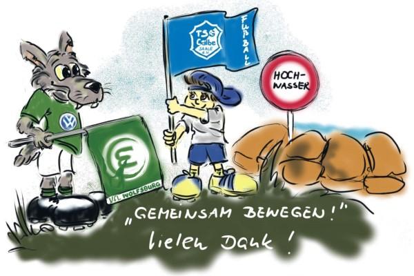 Verein_Gemeinsam bewegen Tag_VfL Wolfsburg