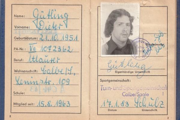 Verein_Jubiläum_Dieter Gütling