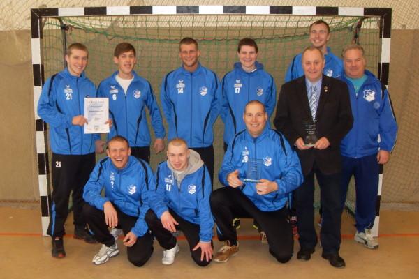 Zweite_sle_Mannschaft des Jahres 2012